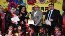 Anne Çocuk Eğitim Merkezleri'nde Karne Heyecanı Yaşandı