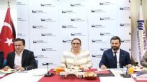 Ticaret Bakanı Pekcan Tuzla'da Sanayicilerle Bir Araya Geldi