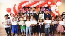 Tuzla Belediyesi Bilgi Evleri, Başarılı Öğrencileri Madalya İle Ödüllendirdi