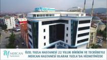 Özel Tuzla Hastanesi Mercan Hastanesi Oldu
