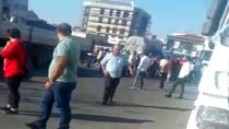 Şifa Mahallesi'nde Kavgaya Polis Müdahalesi