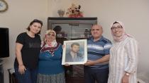 Gönül Elleri Çarşısı'ndan Şehit Ailelerine Bayram Ziyareti