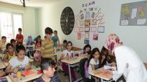 Tuzla Belediyesi Eğitim Birimleri Yaz Kursları Devam Ediyor…