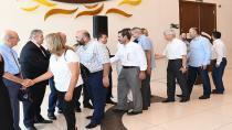 Tuzla'da Kurban Bayramı Münasebeti ile Bayramlaşma Töreni Yapıldı