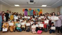 Tuzla Belediyesi Bilgi Evleri'nden Yaz Okuluna Şenlikli Veda