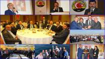 TGF 60. Başkanlar Konseyi İstanbul'da Yapıldı