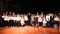 Çocuk Sanatları Okulu Yarı Yıl Gösterisi