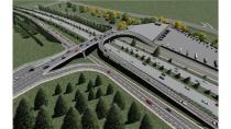 Tuzla Şifa - Çayırova Bağlantı Köprüsünde Çalışmalar Devam Ediyor