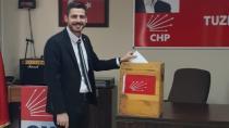 CHP Gençlik Kollarında Yeni Başkan Kurtuluş Aras