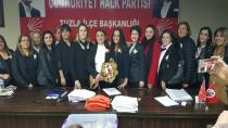 CHP Tuzla Kadın Kolları Başkanlığına Dilek Özdemir Seçildi