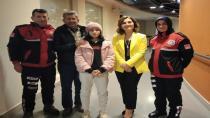 Genç Kızı Tuzla Kent Konseyi Arama Kurtarma Ekibi Buldu