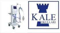 Kale Okulları'ndan Solunum Cihazı (Ventilatör) Projesine Destek