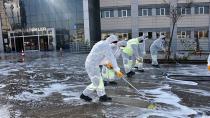 Tuzla Belediyesi Sağlık Çalışanlarının Her Daim Yanında
