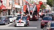Tuzla'da 23 Nisan Coşkusu