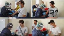 Tuzlaspor'da Koronovirüs Test Sonuçları Negatif (-) Çıktı