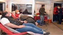 Tuzla Kızılay Kan Bağışı Kampanyaları Devam Ediyor