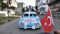 GENÇBÜS 19 Mayıs İçin Tuzla'da Yollardaydı