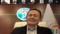Başkan Yazıcı, Muhtarlarla Dijital Medyada Buluştu