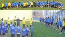 Antrenmanlara Başlayan Tuzlaspor'da Irkçılığa Tepki