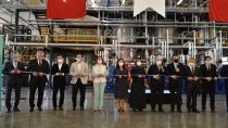 Mustafa Varank ve Bekir Pakdemirli Enzim Fabrikası Açılışına Katıldılar