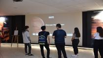 Öğrenciler Uzay Haftası Kapsamında Teleskop İle Jüpiter'i Gözlemlediler