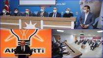 AK Parti'de Kongre Heyecanı Devam Ediyor