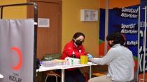 Tuzla'da Gençler Kan Bağışı Yaparak Umut Oldular