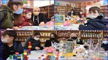 İhtiyaç Sahibi Çocuklar Değişen Oyuncak Dükkânı İle Mutlu Ediliyor