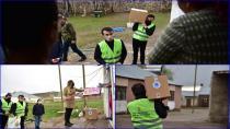Tuzla Belediyesi Gönül Elleri Çarşısı'ndan Van'a Yardım Eli
