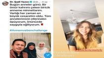 Tuzla Belediyesi'nden 'Anneler İçin Şarkı Söyleyin' Paylaşımı