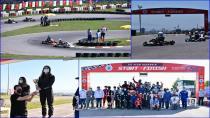 Türkiye Karting Şampiyonası'nın İlk Ayağı Tuzla'da Yapıldı