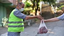 Tuzla'da 5 Ton Kurban Eti İhtiyaç Sahibi Ailelere Dağıtıldı