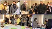 Tuzla'da Geri Dönüştürülen Ürünler ''Atma Değerlendir''de Sergileniyor
